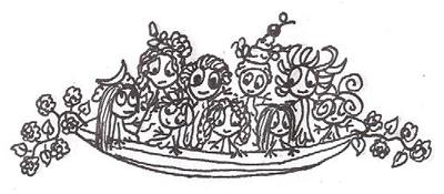 Девять дам, сопровождавших Артура на Аваллон