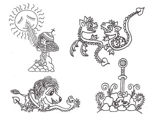 Значимые символы из древних традиций