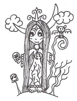 Королева фея моргана